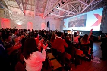 Photos of the event TEDxOporto 2015 that took place at Alfândega do Porto, Porto, Portugal, 2015-04-17